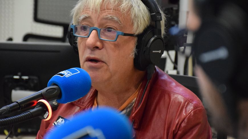 Jean-Yves Lafesse sur France Bleu Breizh Izel
