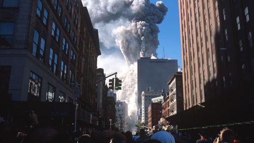 Le 11 septembre, épisode 1. Les théoriciens