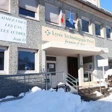 Lycée Jeanne d'Arc Pontarlier