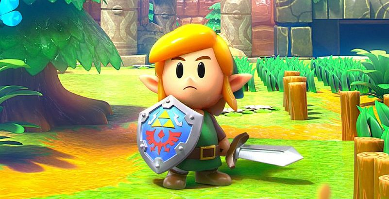 The Legend Of Zelda Links Awakening Une Réédition 25