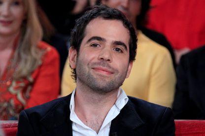 Sébastien Castro, comédien.