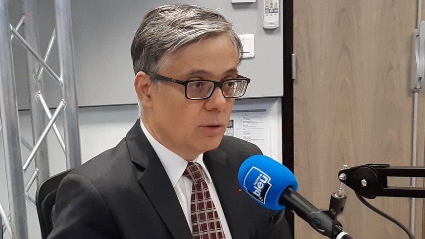 Lionel Beffre préfet de l'Isère