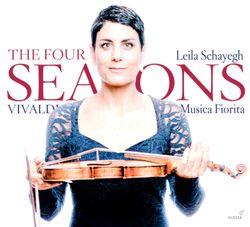 Concerto pour violon en fa min op 8 n°4 RV 297 P 442 (L'hiver) : 1. Allegro non molto - LEILA SCHAYEGH