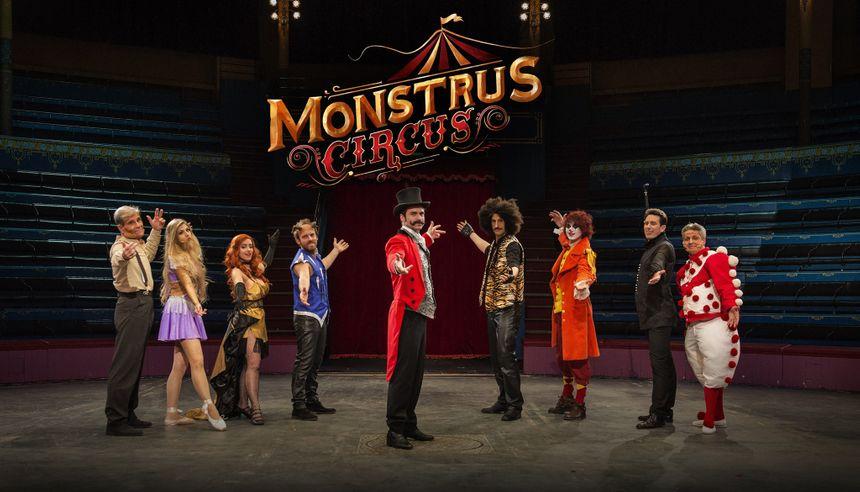 Monstrus Circus, film en partie tourné à Reims