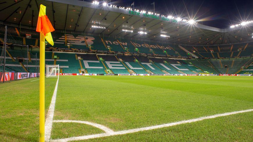 Le célèbre Celtic Park, l'antre du Celtic Glasgow