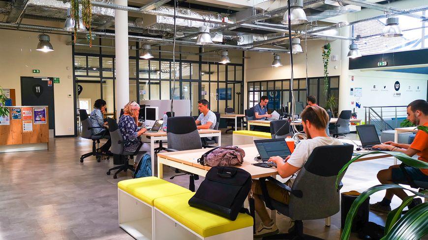 Le Taf'Café est un espace de travail partagé pour les petites structures bergeracoises