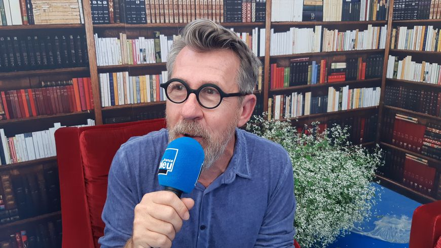 Jamy Gourmaud au Livre sur la Place à Nancy