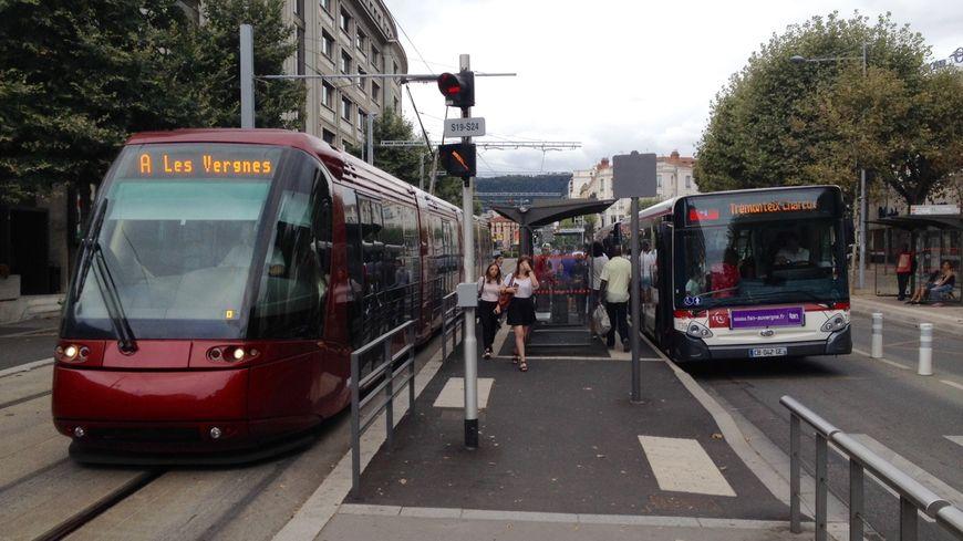 Les tramways et les bus seront au ralenti dans l'agglomération clermontoise