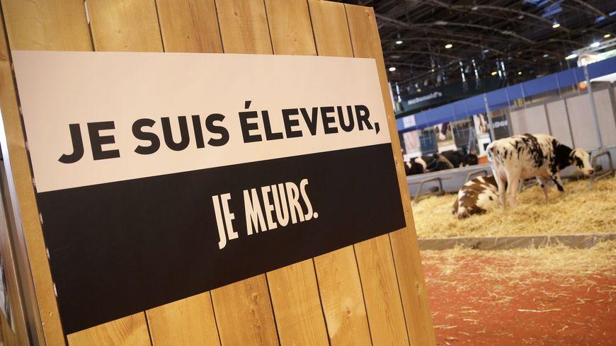 Déjà en 2016, une étude évoquait 1 suicide d'agriculteur tous les 2 jours en France (illustration)