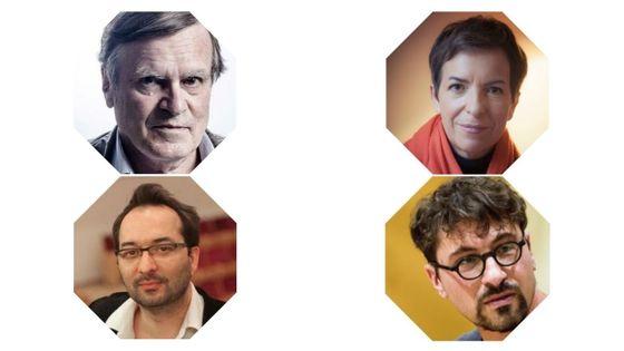 Philippe Hersant, Suzanne Giraud, Yann Robin et Francesco Filidei