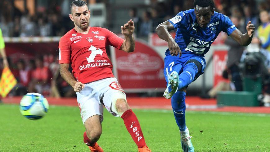 Rennes et Brest se sont quittés dos à dos lors du derby breton ce samedi (0-0)