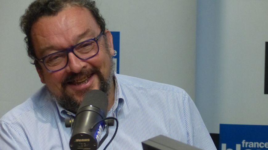 Jean Petaux politologue à Sciences-Po Bordeaux