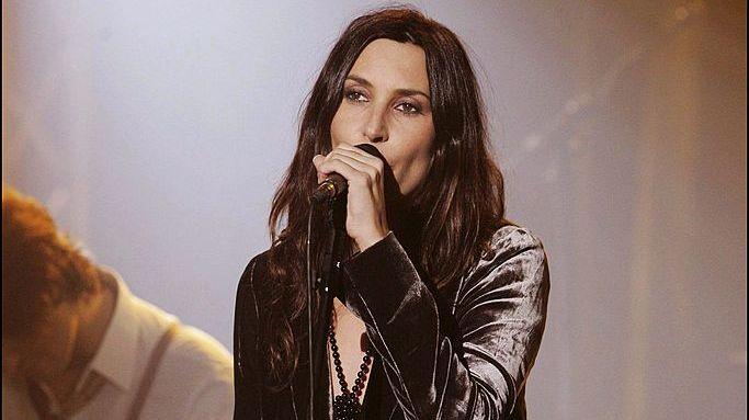 Zazie en concert au centre culturel à Sarlat le 13 janvier 2020
