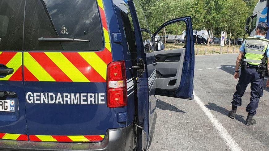Contôle de Gendarmerie (Photo d'illustration)