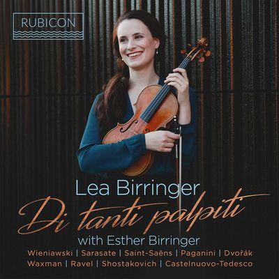LEA BIRRINGER  ESTHER BIRRINGER sur France Musique