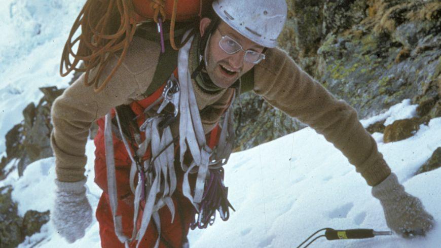 Jean Claude Marmier : un des pionniers de l'alpinisme moderne