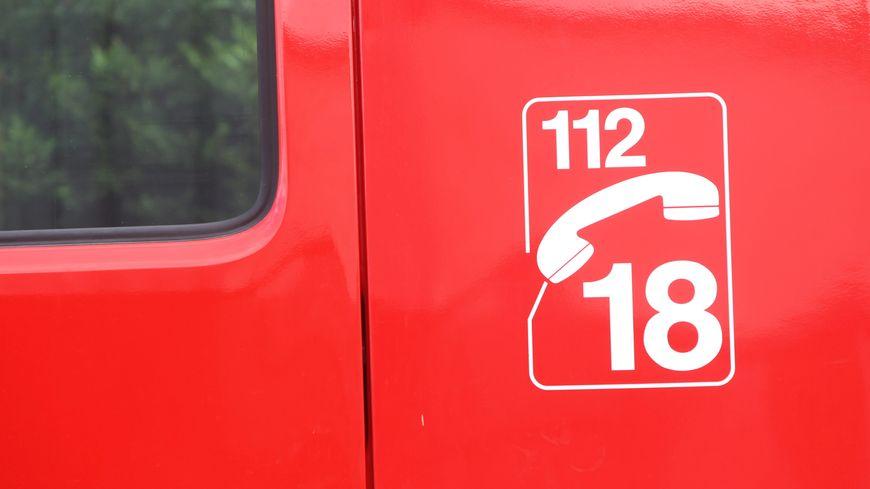 Une quarantaine de pompiers ont été mobilisés sur place.