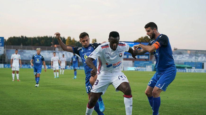 Malik Tchokounté, absent depuis deux rencontres, fait son retour dans le groupe