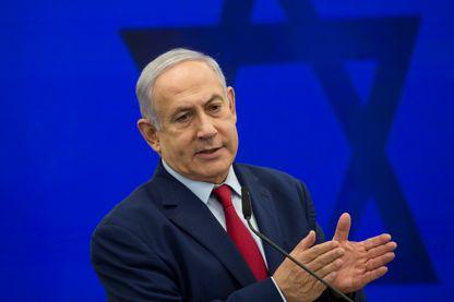Benyamin Netanyahou en septembre
