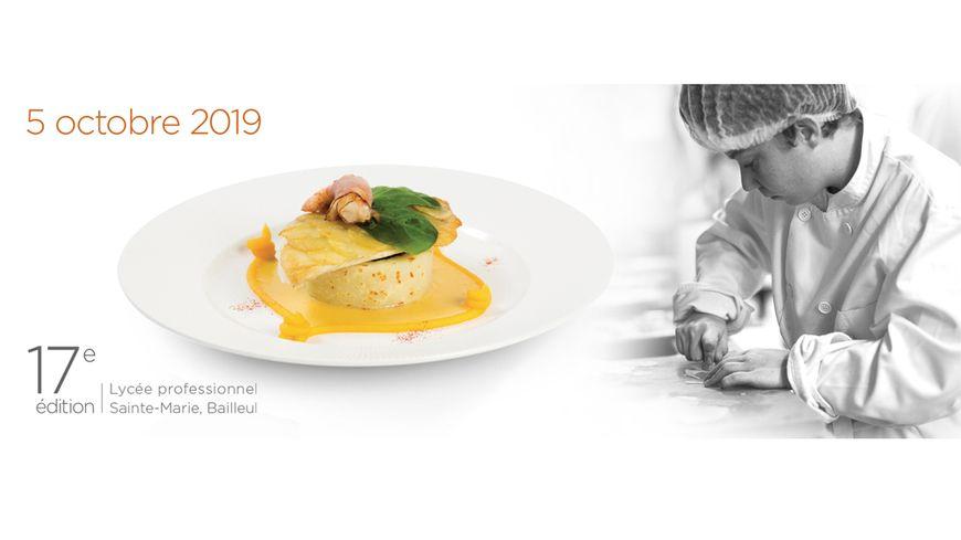 Bailleul Le Concours Culinaire International dédié aux professionnels porteurs d'un handicap
