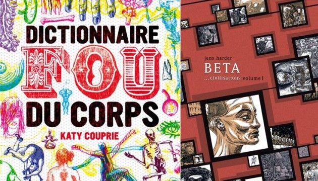 """Dictionnaire fou du corps et Beta...Civilisations, volume 1, considérés comme devant """"être mis sous clé"""" par la mairie de Paris"""