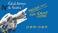 Pascal Bertin, directeur artistique du Festival baroque de Pontoise