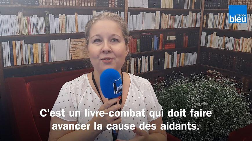 Hélène Rossinot au Livre sur la Place à Nancy