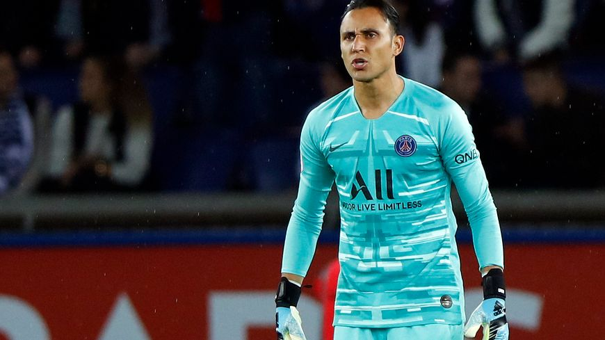 Keylor Navas doit faire passer un palier au PSG en Ligue des champions