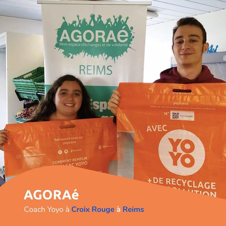 Yoyo, programme qui récompense ceux qui trient leurs déchets