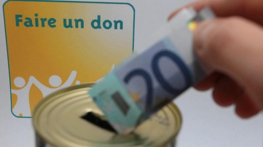 Avec 268 euros en moyenne de dons par an, les habitants de Centre-Val de Loire arrivent en 3e position du sondage Odoxa-Leetchi pour France Bleu et Le Parisien