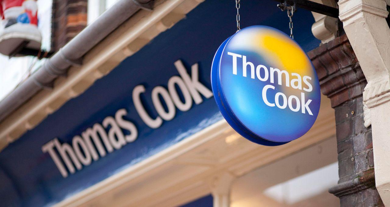 Thomas cook actualité
