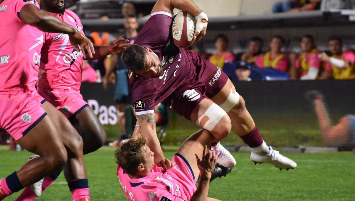 Top 14 - L'Union Bordeaux-Bègles écrase le Stade Français (52-3)