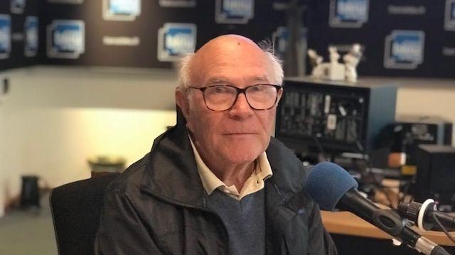 Alain Lambert le président de l'association reliure de livres d'art à Trélissac