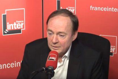 Le politologue Jérôme Jaffré