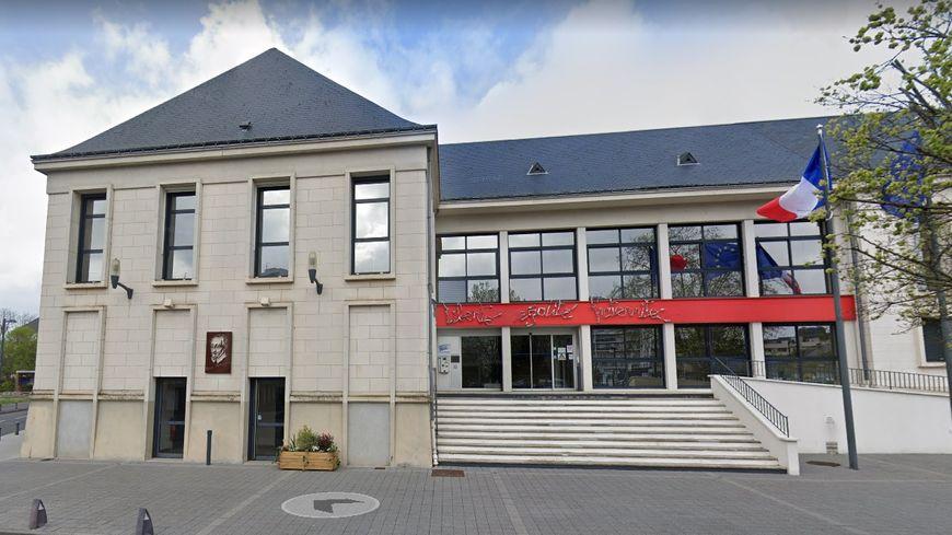 La mairie de La Riche
