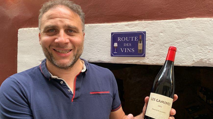Le Domaine de La Marfée  : le coup de coeur de Marco Bertossi le sommelier de la cave et bar à vins la Dolia
