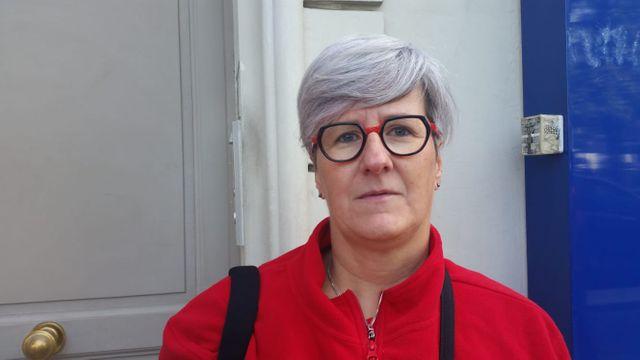 Sylvie, aide-soignante en EHPAD dans les Vosges.