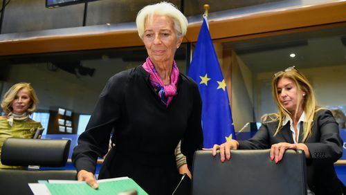 Climat et BCE : qu'espérer de la présidence de Christine Lagarde ?