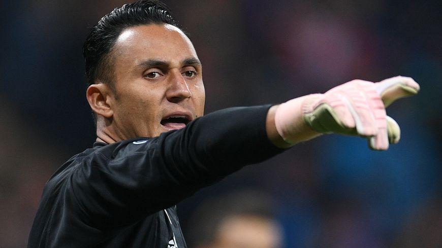 Keylor Navas va garder les buts du PSG cette saison