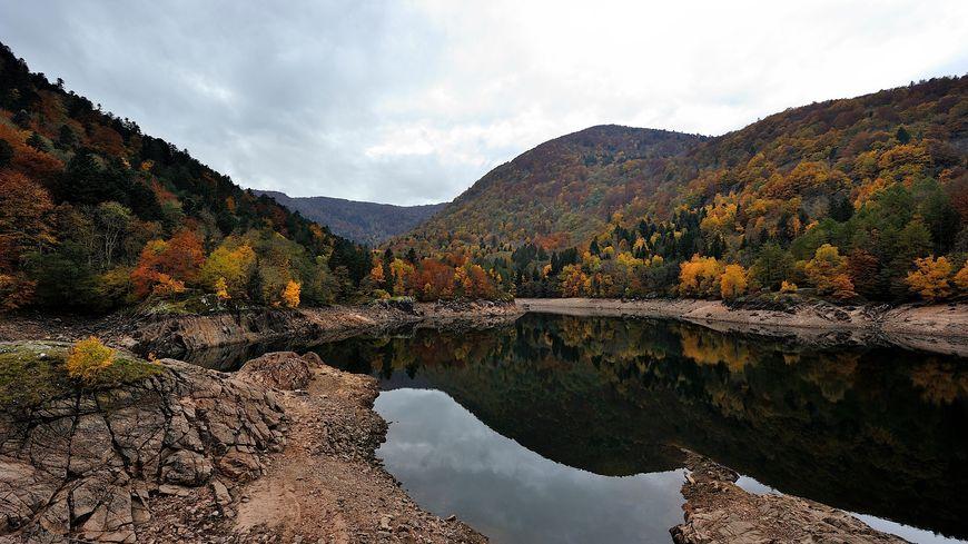 Le Lac d'Alfeld à l'automne