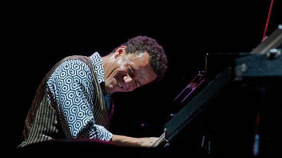 Jacky Terrasson, live à la Grande Halle de la Villette, le 6 septembre  2012