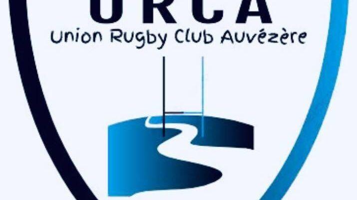 Logo Union Rugby Club Auvézère