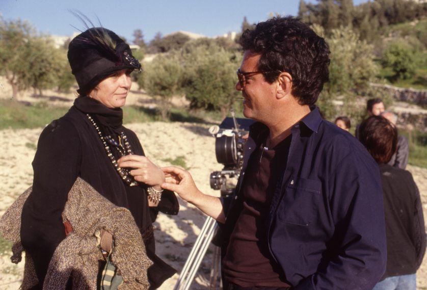 La caméra est une sorte de fétiche – Filmer au Moyen-Orient, Leçon inaugurale d'Amos Gitai