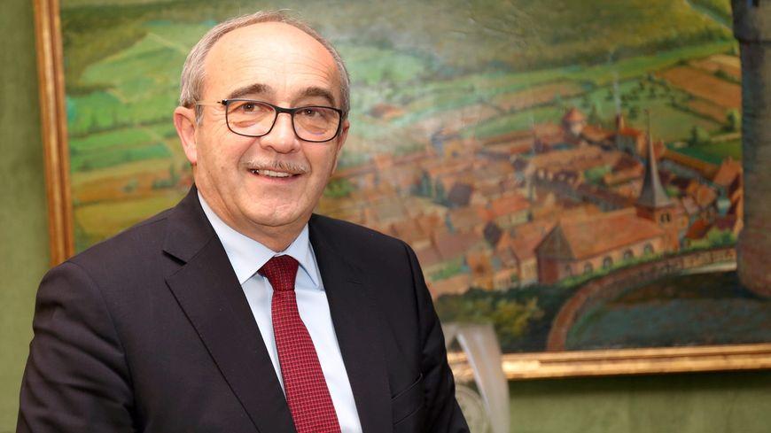 Laurent Kalinowski ne briguera pas un troisième mandat à la mairie de Forbach