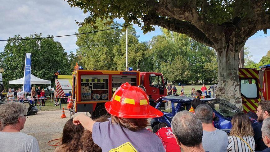88è congrès départemental des sapeurs pompiers de la Dordogne