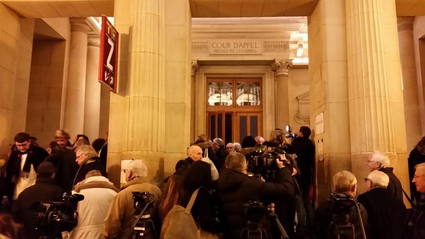 Janvier 2017, le troisième procès AZF, à Paris.