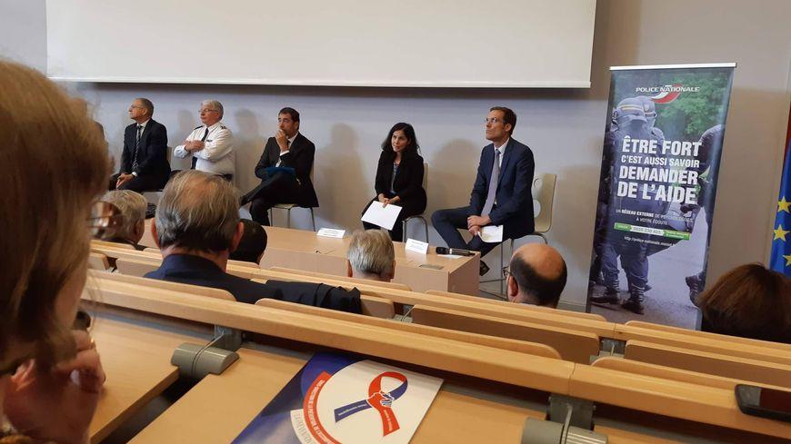Christophe Castaner à Metz pour évoquer la question des suicides dans la Police