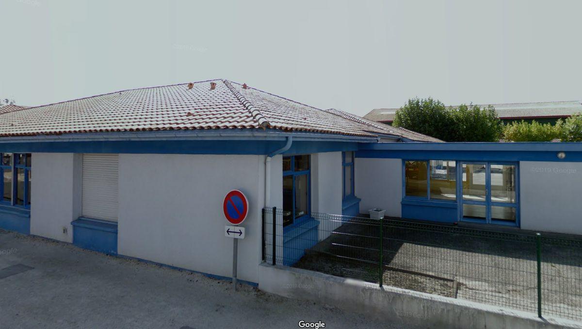 Le Teich : une école élémentaire ravagée par un incendie