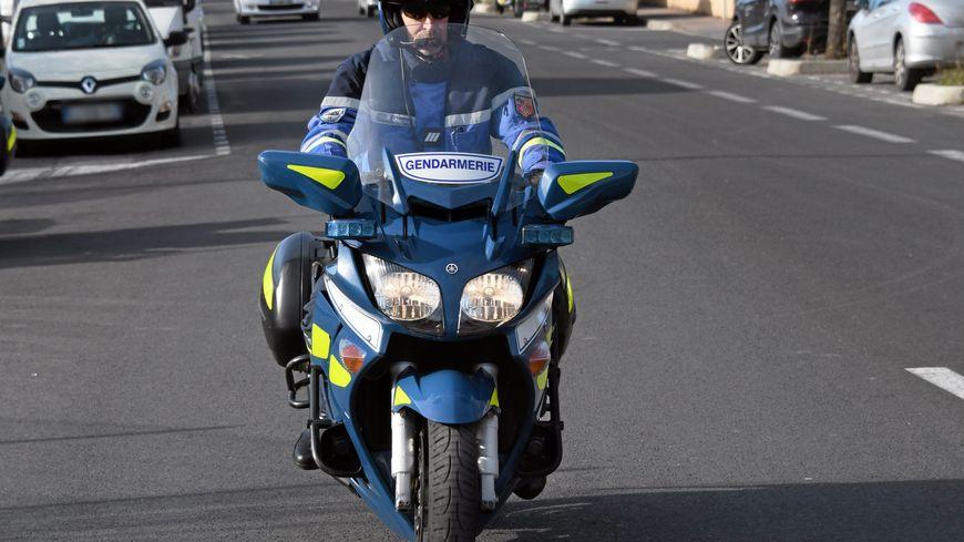Ce sont les motards de la gendarmerie qui ont interpellé le montois de 47 ans à Saint-Justin, près de Roquefort.