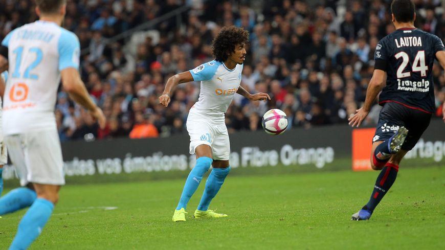 13ème journée de Ligue 1 entre l'Olympique de Marseille et Dijon au Stade Vélodrome en novembre 2018 (illustration)